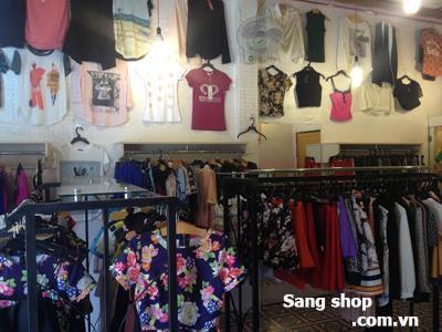 Sang shop thời trang Nữ cao cấp Quận 11
