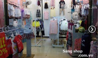 Sang shop thời trang nữ cao cấp quận 3