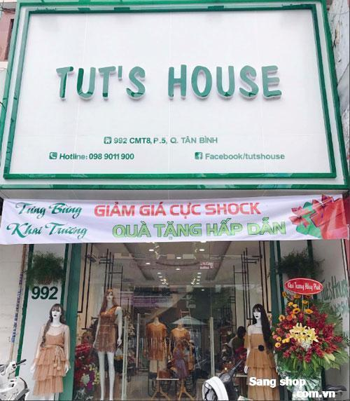 Sang shop thời trang Nữ cao cấp Quận Tân Bình