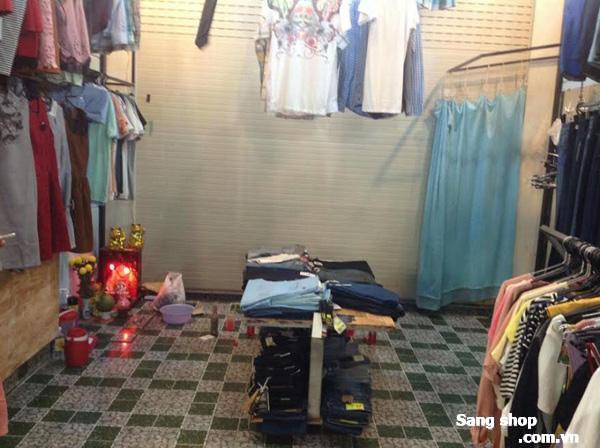 Sang shop thời trang nữ chợ Hạnh Thông Tây