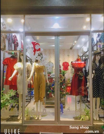 Sang shop thời trang nữ có lượng khách đông