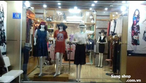 Sang shop thời trang nữ đã hoạt động 5 năm
