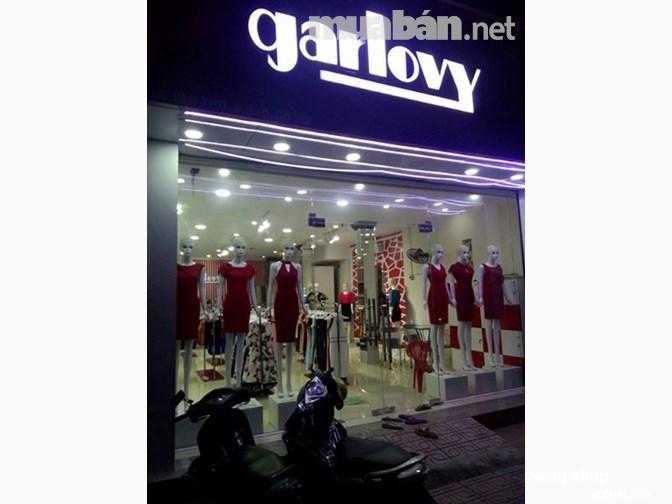 Sang shop Thời trang nữ đã kinh doanh ổn định 3 năm