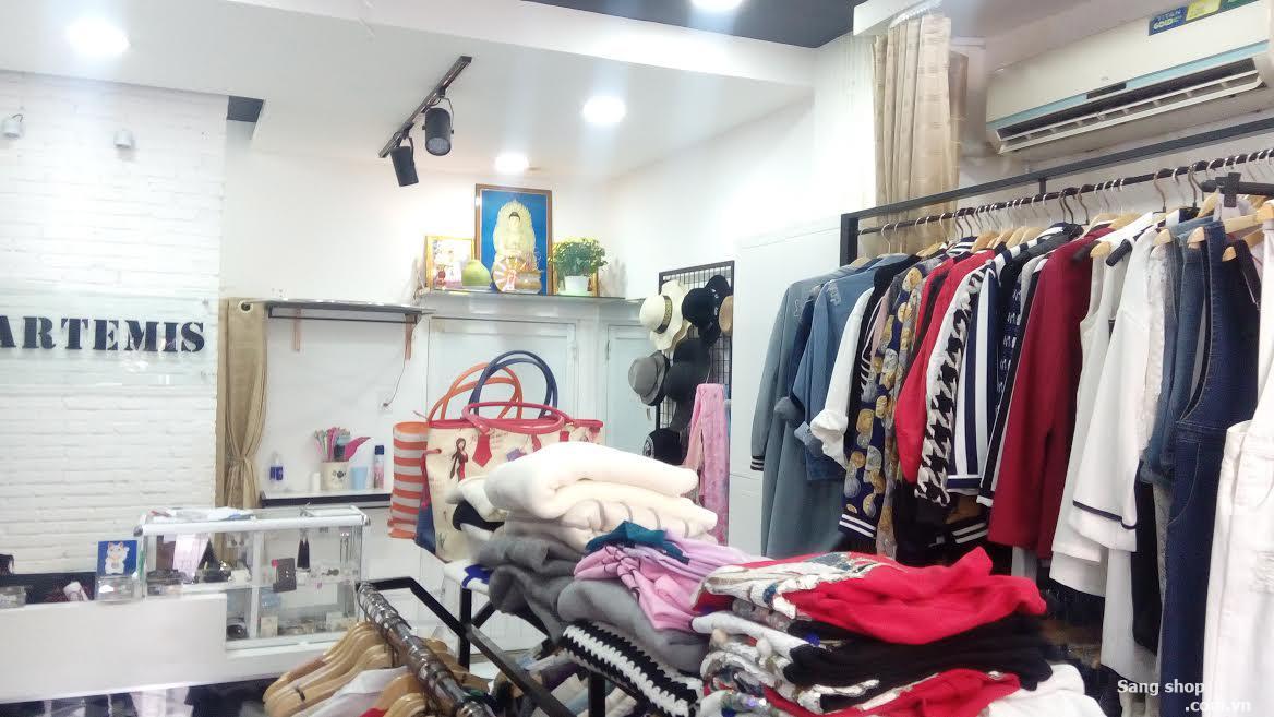 Sang Shop thời trang nữ đường  CMT 8