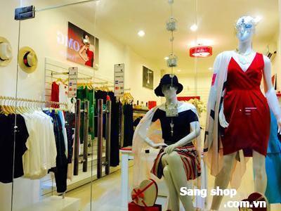 Sang shop thời trang nữ đường Đồng Khởi