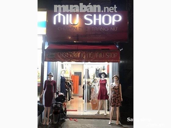 Sang shop thời trang nữ đường Phạm Viết Chánh