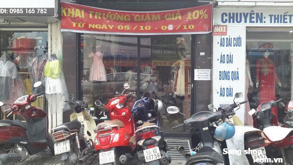 Sang shop thời trang nữ đường Quang Trung