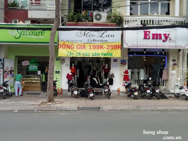 Sang Shop thời trang nữ đường Tân Sơn Nhì