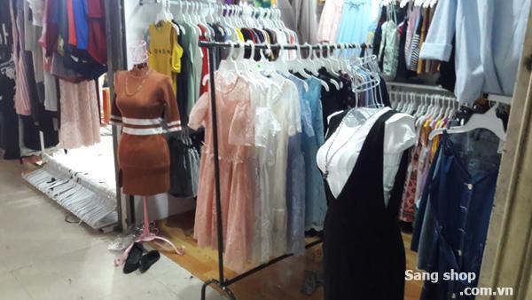 Sang shop thời trang nữ đường Võ Văn Ngân