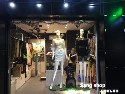 Sang shop thời trang nữ hàng hiệu quận 1