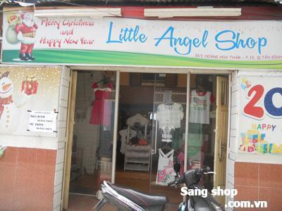 Sang shop thời trang nữ Hoàng Hoa Thám, Quận Tân Bình