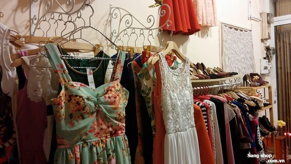 Sang shop thời trang nữ Huỳnh Văn Bánh, Phú Nhuận
