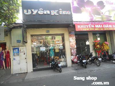 Sang shop thời trang nữ, khu Bắc Hải, Quận Tân Bình