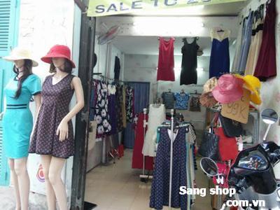 Sang shop Thời Trang Nữ khu gần sân bay