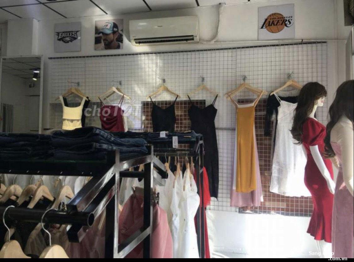 Sang shop thời trang nữ măt tiền đường Đặng Văn Bi, quận Thủ Đức