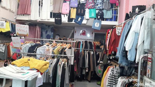 Sang shop thời trang Nữ Mặt Tiền đường Nguyễn Xí