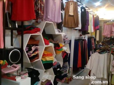 Sang shop thời trang nữ mặt tiền Lê Quang Định