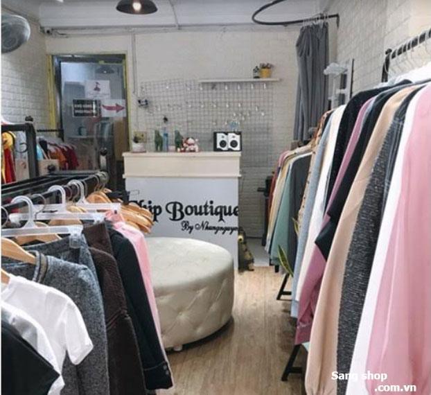 Sang shop thời trang nữ MT Vũ Huy Tấn