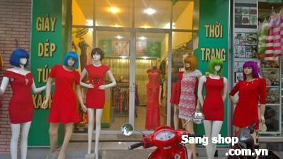 Sang shop thời trang nữ Quận 12