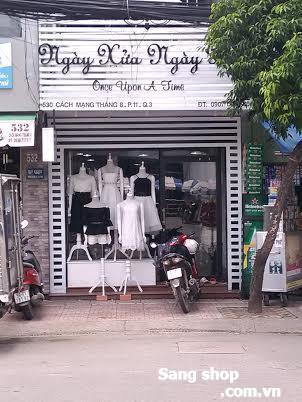 Sang shop thời trang nữ Quận 3