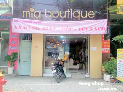 Sang shop thời trang nữ Quận 6