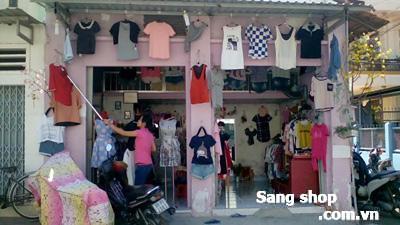 Sang shop thời trang nữ quận 9