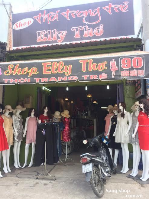 Sang shop thời trang Nữ quận Bình Tân
