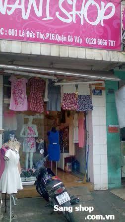 sang shop thời trang nữ quận Gò Vấp