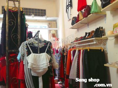 Sang shop thời trang nữ Quận Phú Nhuận