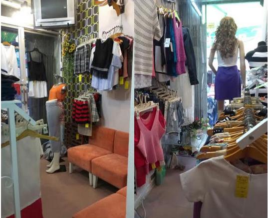 Sang shop thời trang nữ Quận Phú Nnhuận