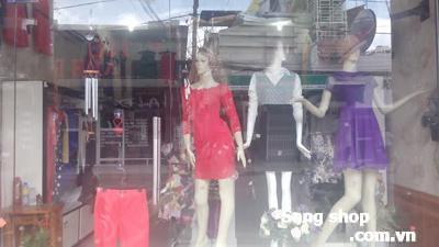 Sang shop thời trang nữ tại quận 7