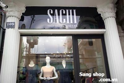 Sang shop thời trang nữ thiết kế cao cấp