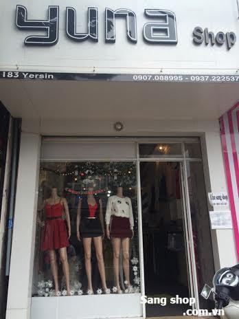 Sang shop thời trang nữ TP. TDM Bình Dương
