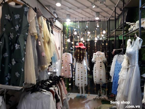 Sang shop thời trang nữ trung tâm quận 10