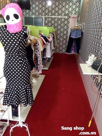 Sang shop thời trang nữ, trung tâm Tân Bình