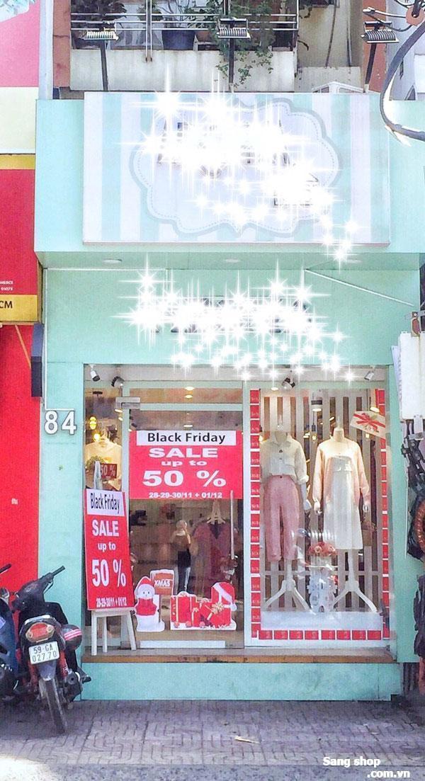 Sang shop thời trang nữ vị trí đắc địa nhất