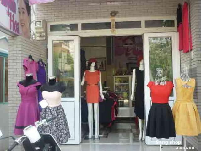 Sang shop thời trang ở Bình Dương