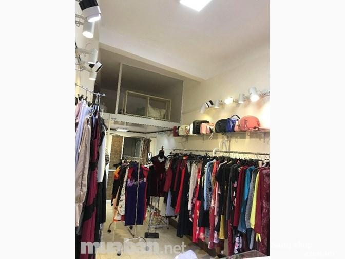 Sang shop thời trang Oregano mặt tiền Huỳnh Văn Bánh