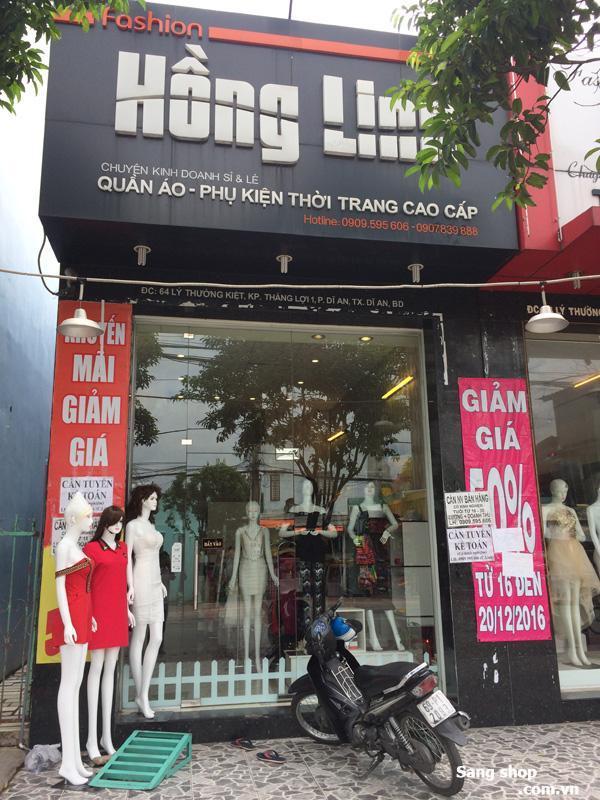 Sang shop thời trang - phụ kiện nữ cao cấp