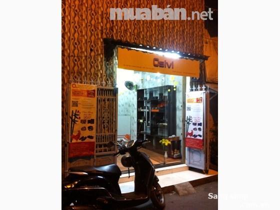 Sang shop thời trang phụ kiện OSIVI mặt tiền Tân Thành (nd) Q.11