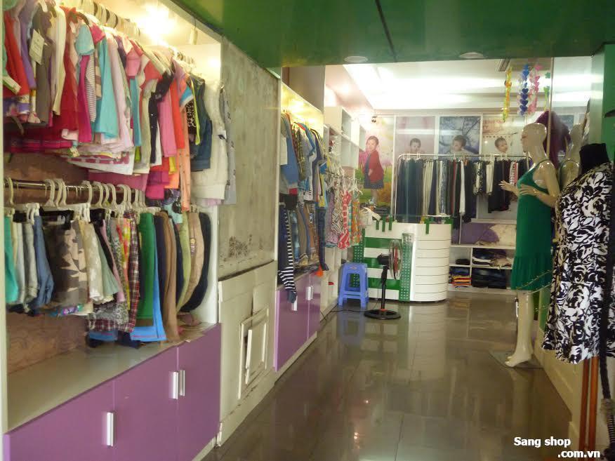 Sang shop thời trang phụ nữ Và Trẻ em
