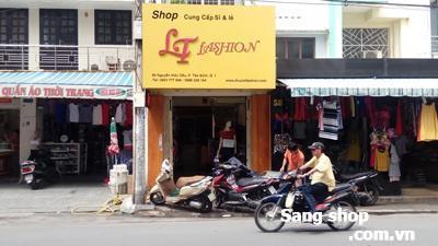 Sang shop thời trang quận 1