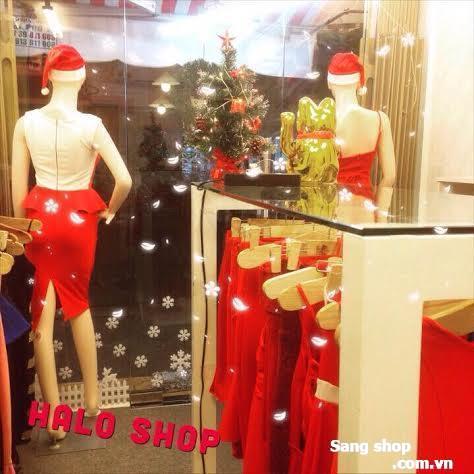 Sang shop thời trang Quận 3