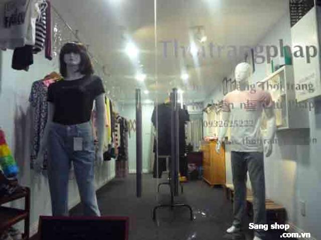 Sang shop thời trang  pháp quận Bình Thạnh