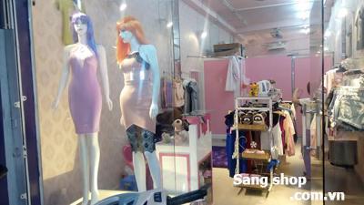 Sang Shop thời trang Quận 4