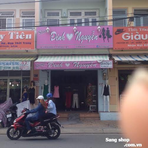 Sang MB shop thời trang quận 7