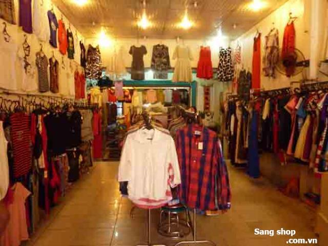 Sang shop thời trang quận 6