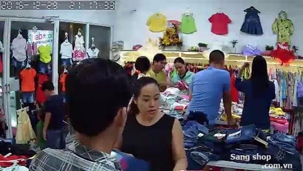 Sang shop thời trang quần áo trẻ em cao cấp