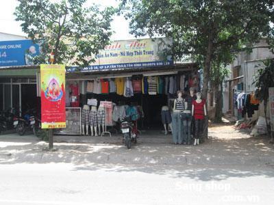 Sang shop thời trang Quận Bình Tân