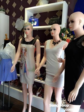 sang shop thời trang quận Tân Phú